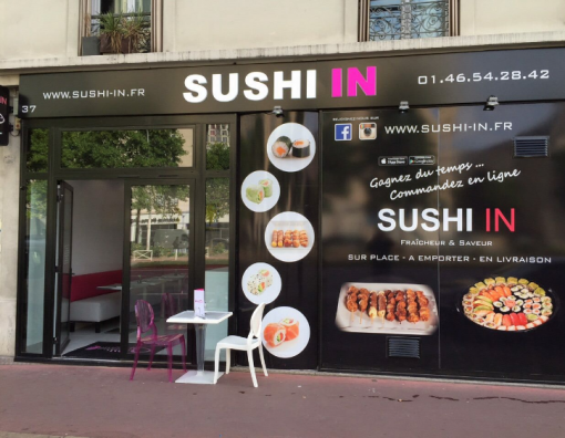 restaurant de sushis